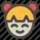 avatar, china, chinese new year, female, women icon