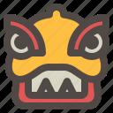 celebration, china, chinese new year, dragon, festival icon