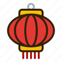 chinese new year, decoration, festival, lantern, lunar, oriental, spring festival icon