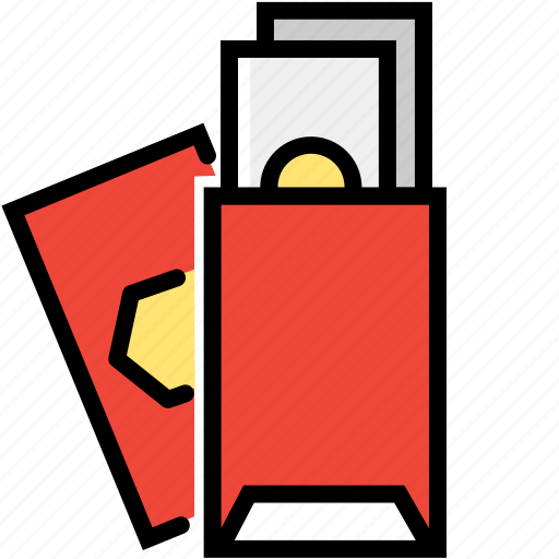 China, chinese, envelope, money, new, year icon - Download on Iconfinder