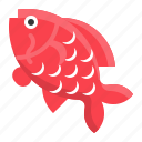 carp, chinese, cny, fish, new year icon