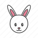 chinese, zodiac, new, year, lunar, rabbit, astrology