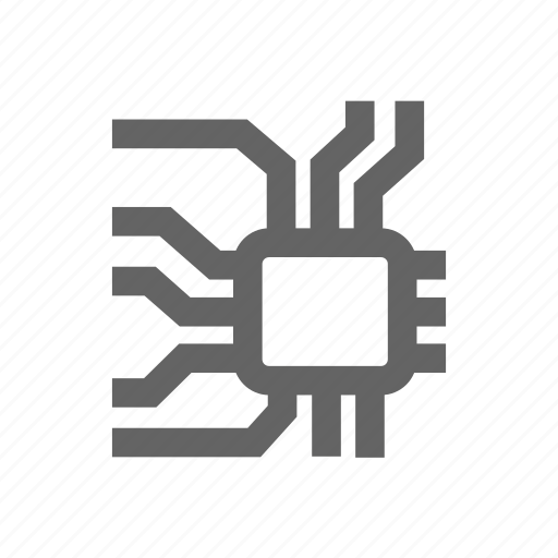 board, computer, electronics, engineering, microscheme, mother, scheme icon