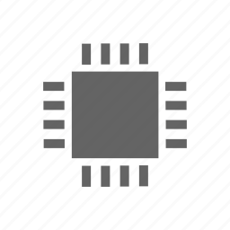 chip, computer, electronics, microscheme, mother, processor, technology icon