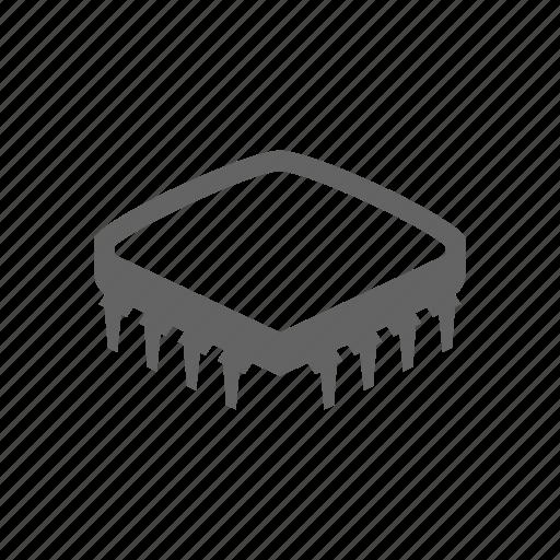 chip, computer, cpu, electronics, microscheme, processor, technology icon