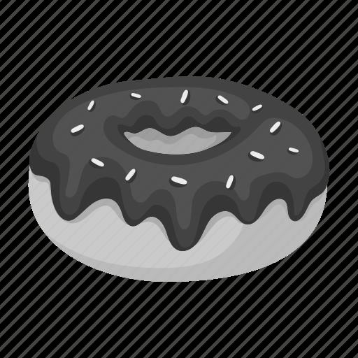 Chocolate, dessert, donut, food, sweet icon - Download on Iconfinder