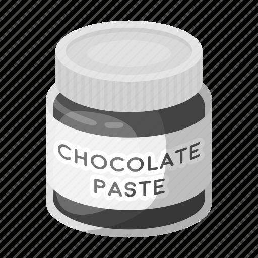 chocolate, dessert, food, pasta, sweetness icon