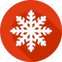 christmas, holiday, snowflake, vacation, winter icon