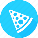 christmas, holiday, pizza, vacation, winter icon