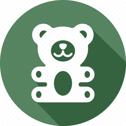 bear, christmas, holiday, teddy, vacation, winter icon