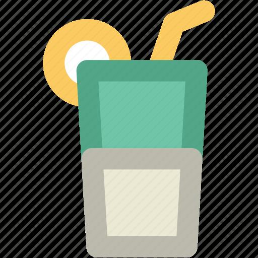 beach drink, drink, glass, juice, lemonade, refreshing drink icon