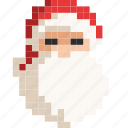 chimney, christmas, claus, father, gift, holiday, santa icon