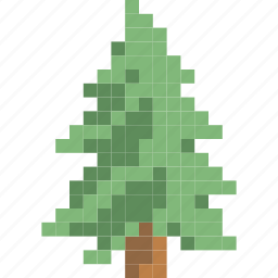 christmas, decorate, holiday, tree, undecorated icon