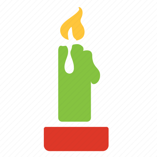 birthday, candle, christmas, decoration, handle, ornament icon