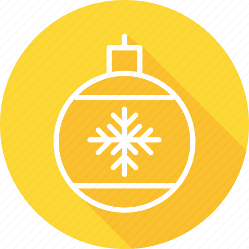 bauble, festival, holiday, vacation icon