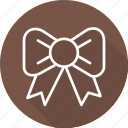 bowpx, festival, holiday, vacation icon