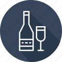 champagn, festival, holiday, vacation icon