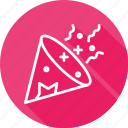 confettipx, festival, holiday, vacation icon