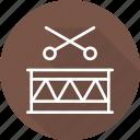 drumpx, festival, holiday, vacation icon