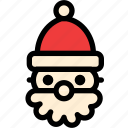 christmas, cluse, festival, holiday, santa icon