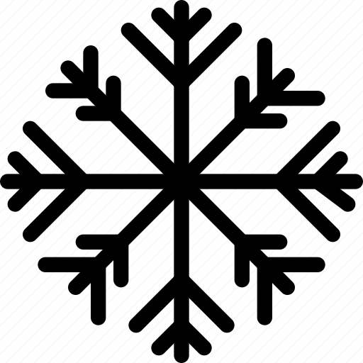 christmas, festival, holiday, snoeflake icon