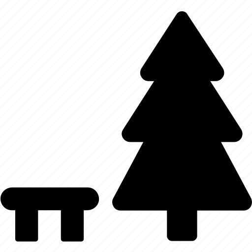 christmas, holiday, pine, tree, vacation, winter icon