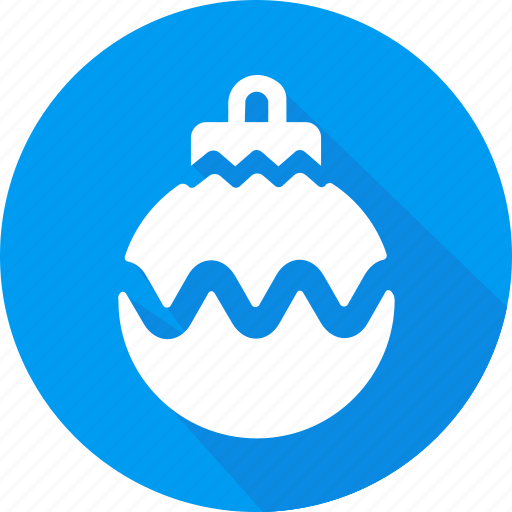 bauble, christmas, holiday, vacation, winter icon