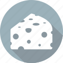 cheese, christmas, holiday, vacation, winter icon