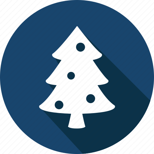 christmas, holiday, tree, vacation, winter icon