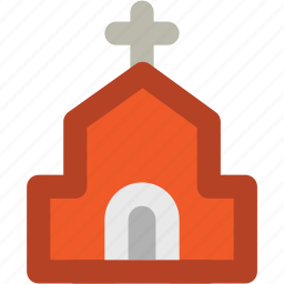 cathedral, chapel, christianity, church, religion, temple icon
