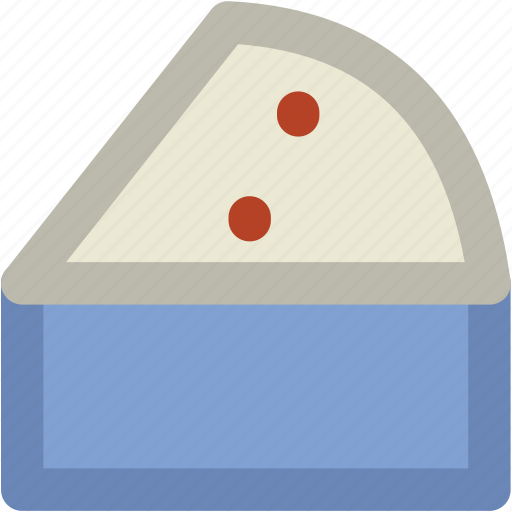 cheese, cheese block, cheese piece, dairy product, food icon
