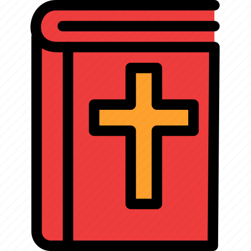 bible, christmas, festival, holiday, vacation icon
