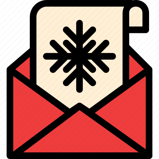 card, christmas, festival, holiday, vacation icon