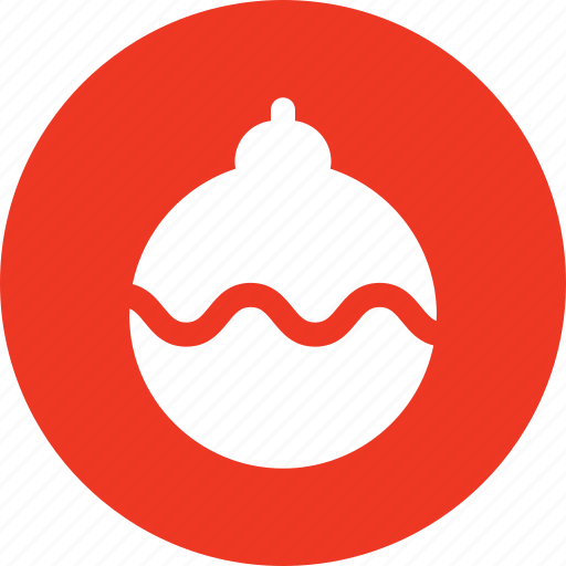 ball, christmas, decoration, ornament, party icon