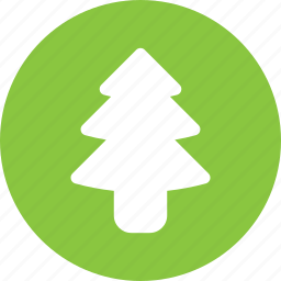 christmas, sabling, tree, winter icon