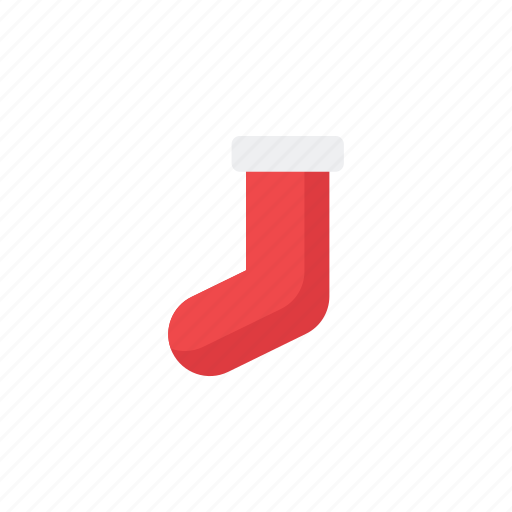 bauble, cloud, flower, holiday, ornament, snow, socks icon