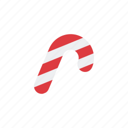 cake, candy cane, cane, documents, sweets, treat icon