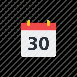 calendar, date, love, plan, time, year icon