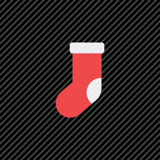 decoration, gift, holiday, love, shopping, socks, summer icon