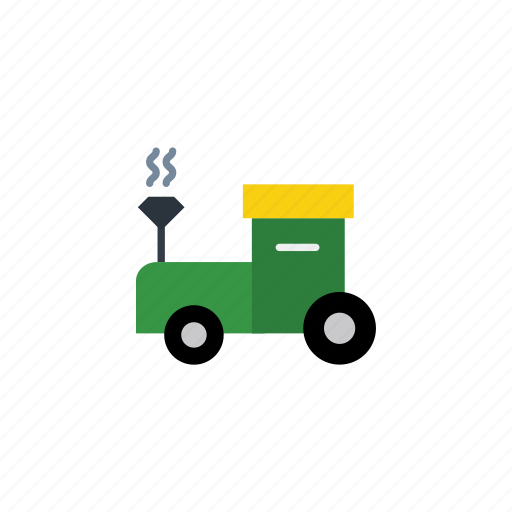 camping, customer, service, tourism, tractor, travel, trip icon