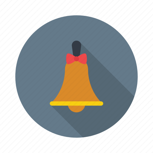alarm, attention, bell, christmas, danger, notification, schedule icon