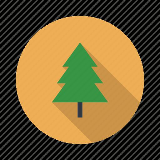 decoration, ecology, green, pine, tree, trees, xmas icon