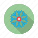 cold, decoration, flake, holiday, ice, snowflakes, xmas icon