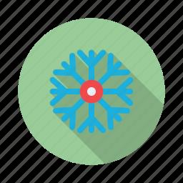 cold, decoration, flake, holiday, ice, snowflakes, xmas icon