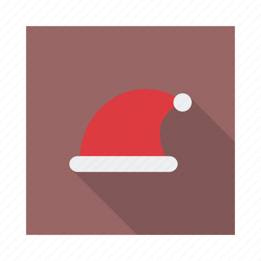 blue, cap, clothes, clothing, fashion, santa, winter hat icon