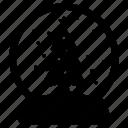 christmas ball, decoration, xmas icon