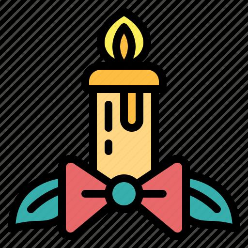 candle, fire, illuminstion, light icon