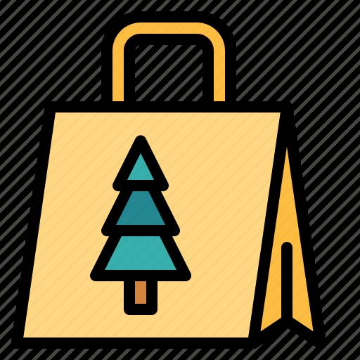 bag, commerce, shopping icon