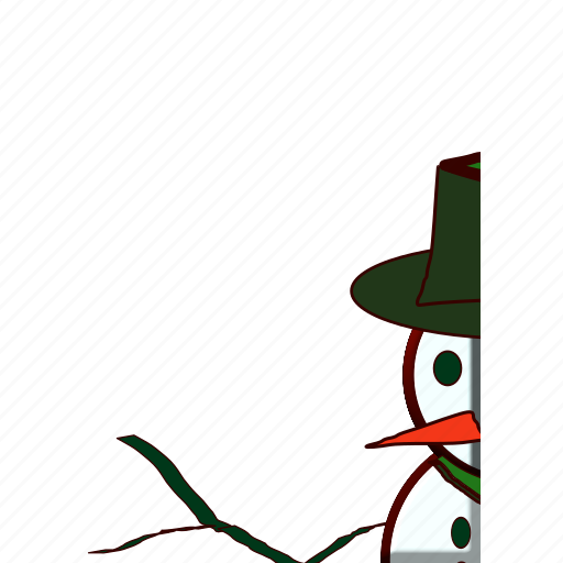 christmas, holiday, snowman, winter, xmas, xmassnowman icon