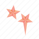 christmas, star, stars, xmas, xmasstars icon